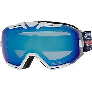Red Bull Racing Rascasse-004 Skibrille weiß/silberfarben