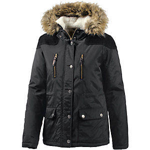 WLD Crispy Pocket Winterjacke Damen schwarz