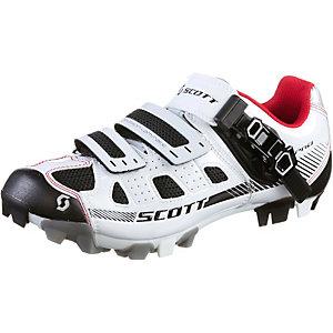 SCOTT MTB Pro Fahrradschuhe Damen weiß