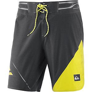Quiksilver AG47 Boardshorts Herren schwarz/gelb