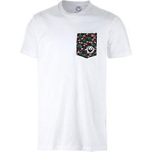 Dragon Aloha Pocket T-Shirt Herren weiß