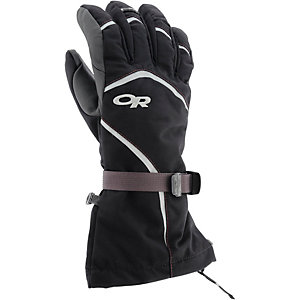 Outdoor Research Highcamp Outdoorhandschuhe schwarz