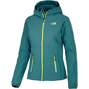 The North Face Xerxes Softshelljacke Damen türkis