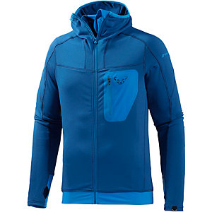 Dynafit Traverse Thermal Fleecejacke Herren blau