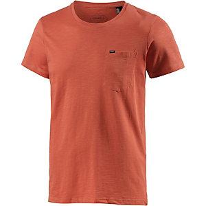 O'NEILL Jack`s T-Shirt Herren bordeaux