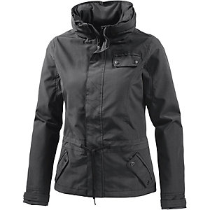 Protest Outdoorjacke Damen schwarz