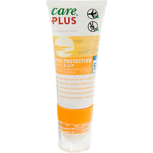 Care Plus Sun Protection Face & Lip SPF 50 Sonnencreme -