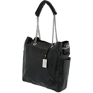 Buffalo Handtasche Damen schwarz