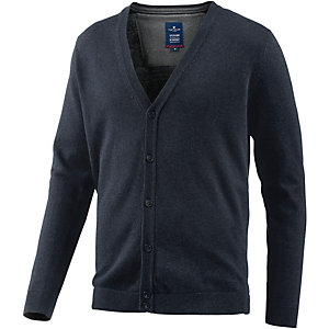 TOM TAILOR Strickjacke Herren dunkelblau