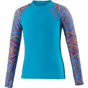 Chiemsee Surf Shirt Mädchen hellblau/bunt