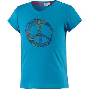Chiemsee Printshirt Mädchen hellblau