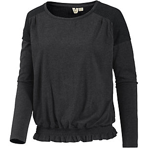 Roxy UNDERTOW Langarmshirt Damen schwarz