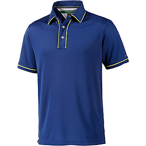 Tommy Hilfiger Nigel SS Polo Poloshirt Herren blau