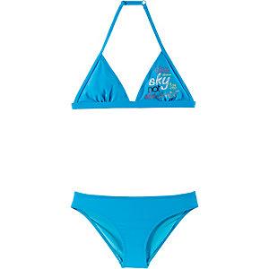 Chiemsee Triangelbikini Mädchen hellblau