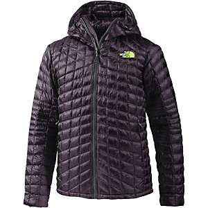 The North Face Thermoball Hoodie Steppjacke Herren aubergine