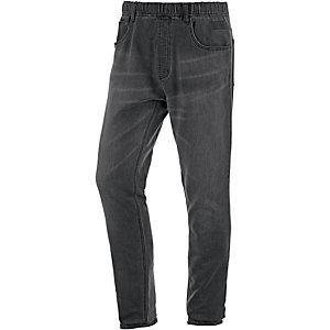 adidas 5 Pocket Sweathose Herren schwarz