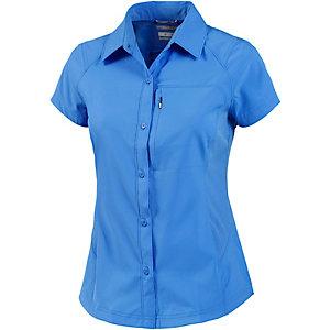 Columbia Silver Ridge Funktionsbluse Damen blau
