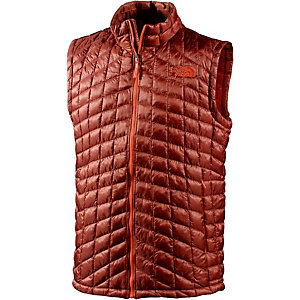 The North Face Thermoball Steppweste Herren rotbraun