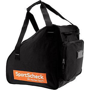 Sport-Scheck Skischuhtasche schwarz