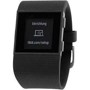 FitBit Surge GPS Fitness Tracker schwarz