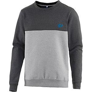 unifit Sweatshirt Herren grau/schwarz