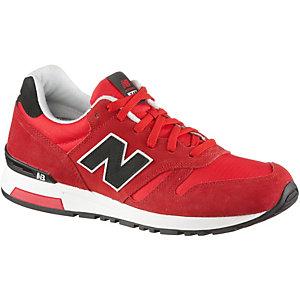 NEW BALANCE ML 565 Sneaker Herren rot