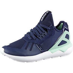 adidas TUBULAR RUNNER W Sneaker Damen blau
