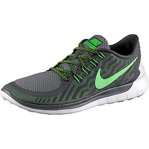 Nike Free 5.0 Herren Neon Grün