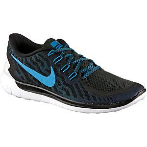 Nike Free 5.0 Herren Blau Schwarz