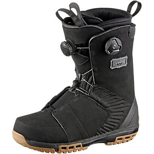 Salomon DIALOGUE FOCUS BOA Snowboard Boots Herren black/gum rubber