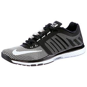 Nike Zoom Speed TR 2015 Fitnessschuhe Herren schwarz/grau