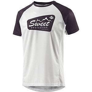 Sweet Protection Breather T Jersey Funktionsshirt Herren weiß/schwarz