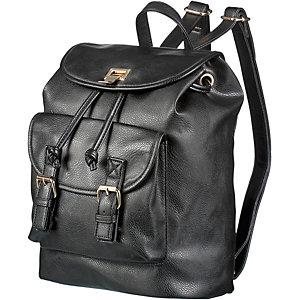 Buffalo Daypack Damen schwarz