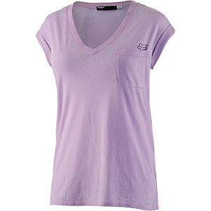 Fox Miss Clean T-Shirt Damen rose