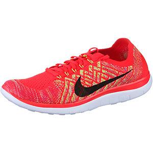 Nike Flyknit 4.0 Damen Rot