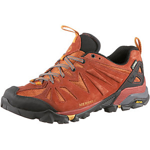 Merrell Capra GTX Low Wanderschuhe Herren orange