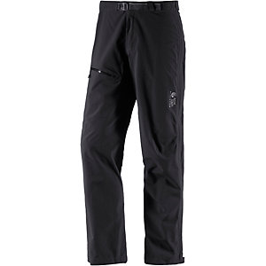 Mountain Hardwear Ozonic Regenhose Herren schwarz