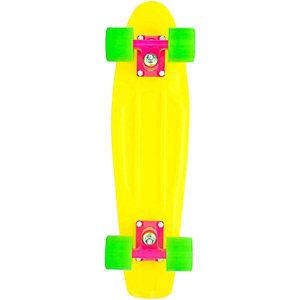 Miller Original Skateboard-Komplettset Fluor Yellow