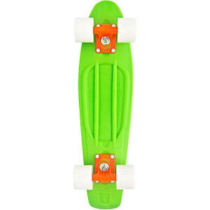 Miller Original Skateboard-Komplettset Fluor Green