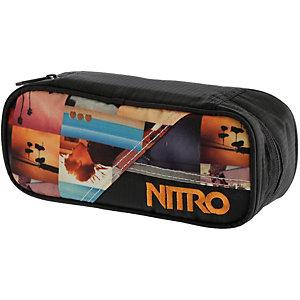Nitro Snowboards Pencil Case Federmäppchen schwarz/bunt