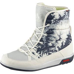 adidas Choleah Padded Winterschuhe Damen weiß/blau