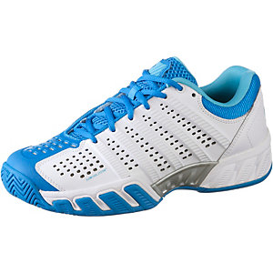 K-Swiss Big Shot Light 2.5 Tennisschuhe Damen weiß/blau