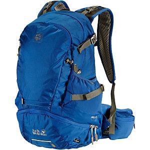 Jack Wolfskin Moab Jam 30 Wanderrucksack blau