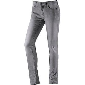Mavi Serena Skinny Fit Jeans Damen grey denim