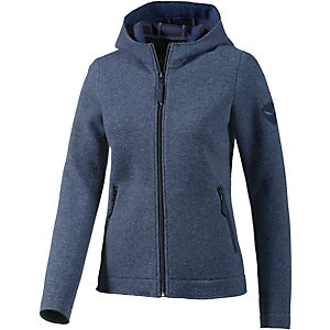 salewa sarna 2 strickjacke damen blau im online shop von. Black Bedroom Furniture Sets. Home Design Ideas