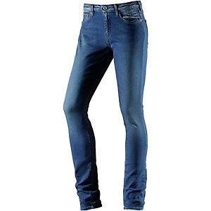 Pepe Jeans Regent Skinny Fit Jeans Damen washed denim
