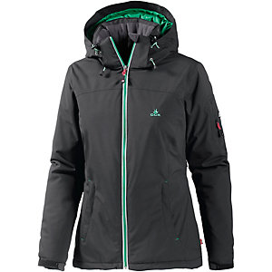 OCK Outdoorjacke Damen schwarz
