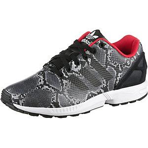 adidas ZX Flux W Sneaker Damen schwarz/grau
