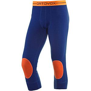 ORTOVOX Tights Herren navy/orange