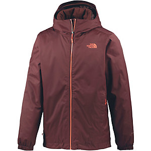The North Face Quest Insulated Outdoorjacke Herren weinrot